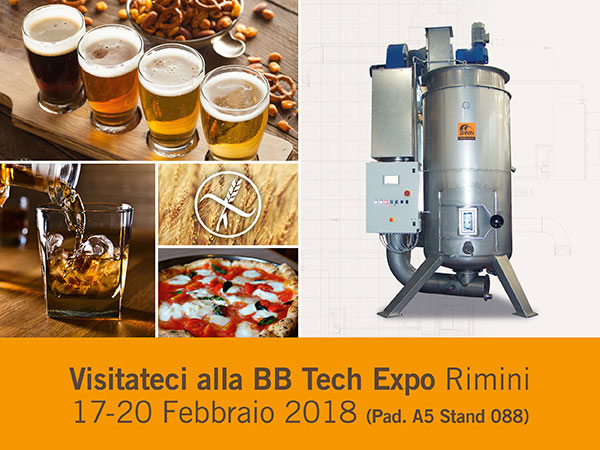 Visitateci alla BB Tech Expo di Rimini